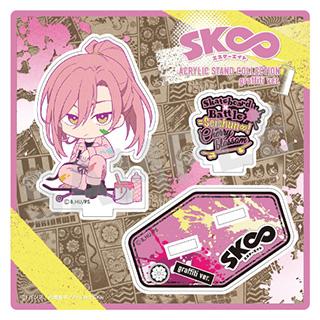 キャビネット 【7月中旬入荷予定】 SK∞ エスケーエイト アクリルスタンド Cherry blossom グラフィティーver.