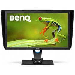 SW2700PT 27型カラーマネジメントモニター/ディスプレイ(2560×1440/IPS/16:9/AdobeRGB 99%/ハードウェアキャリブレーション対応/モノクロモード/OSDコントローラー)遮光フード同梱 SWシリーズ ブラック SW2700