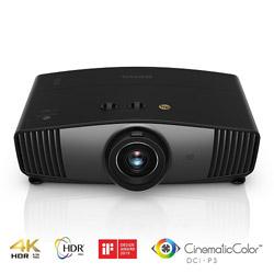 DLPホームエンターテイメントシネマプロジェクター HT5550 4K(UHD 3840×2160) XPRテクノロジー HDR10&HLG対応 Cinematic color 1800lm