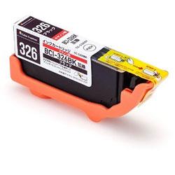 CC-C326BLK 互換プリンターインク カラークリエーション ブラック