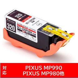 CC-C320BLK 互換プリンターインク カラークリエーション ブラック