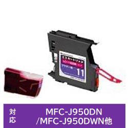CCB-LC11M 互換プリンターインク カラークリエーション マゼンタ