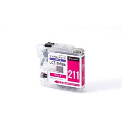 CC-BLC211MG 互換プリンターインク カラークリエーション マゼンタ