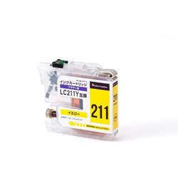 CC-BLC211YL 互換プリンターインク カラークリエーション イエロー