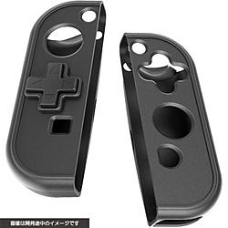 SWITCHJoy-Con用十字ボタン付きミニグリップ CY-NSDPMG-BK