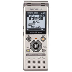 ICレコーダー V-863 シャンパンゴールド [8GB]