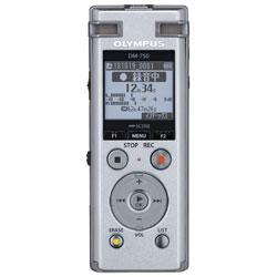 ICレコーダー Voice-Trek シルバー DM-750 [4GB]