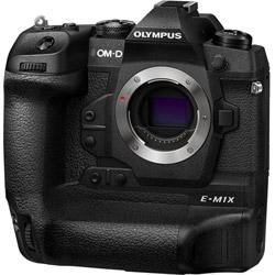 OM-D E-M1X(omdem1x) ボディ ブラック [マイクロフォーサーズ] ミラーレスカメラ