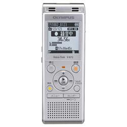 ICレコーダー Voice-Trek シルバー V-872 [4GB]