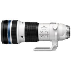 カメラレンズ M.ZUIKO DIGITAL ED 150-400mm F4.5 TC1.25x IS PRO  ホワイト  [マイクロフォーサーズ /ズームレンズ]