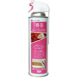 FNC-JB03T-OR 香るエアダスター オレンジの香り