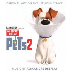 アレクサンドル・デプラ(音楽)/ オリジナル・サウンドトラック ペット2 CD
