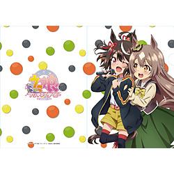 TVアニメ『ウマ娘 プリティーダービー Season 2』クリアファイル キタサンブラック/サトノダイヤモンド