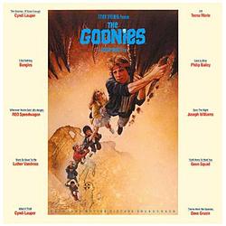 グーニーズ オリジナル・サウンドトラック CD