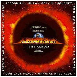 アルマゲドン オリジナル・サウンドトラック CD