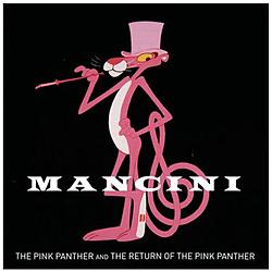 ヘンリー・マンシーニ楽団 / ピンクの豹+ピンク・パンサー2 オリジナル・サントラ CD