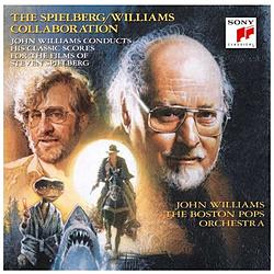 ウィリアムズ / スピルバーグの世界 CD
