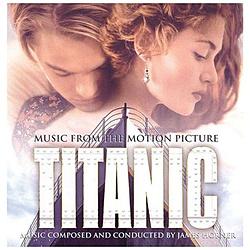 タイタニック オリジナル・サウンドトラック CD