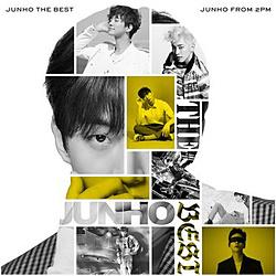 JUNHO (From 2PM) / JUNHO THE BEST 初回生産限定盤 DVD付 CD