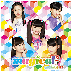 magical2 / MAGICALBEST-Complete magical2 Songs- CD