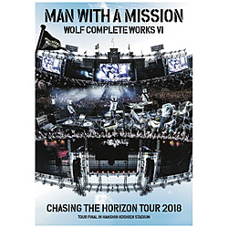 MAN WITH A MISSION / Wolf Complete Works6 DVD