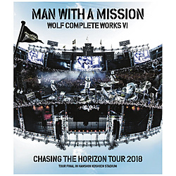 MAN WITH A MISSION / Wolf Complete Works6 BD