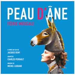 ミシェル・ルグラン / ミュージカル「ロバと王女」オリジナル・サウンドトラック CD