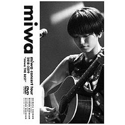 "miwa/ miwa concert tour 2018-2019 ""miwa THE BEST"" DVD"
