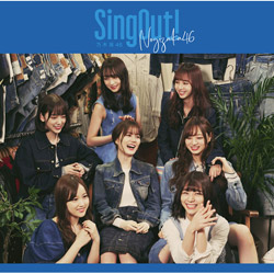 乃木坂46 / 23rdシングル「Sing Out!」初回仕様限定盤TYPE-D Blu-ray Disc付 CD
