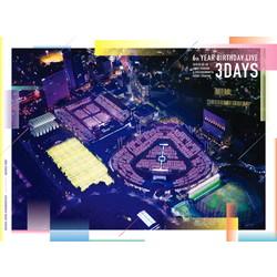 乃木坂46 / 6th YEAR BIRTHDAY LIVE完全生産限定盤 DVD
