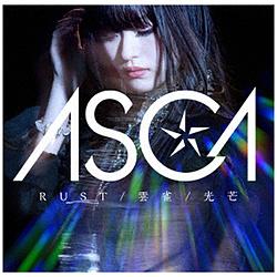 ASCA / RUST / 雲雀 / 光芒 初回生産限定盤 CD