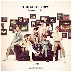 2PM/ THE BEST OF 2PM in Japan 2011-2016 通常盤