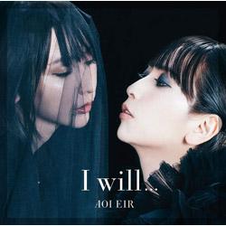 藍井エイル/ I will... 通常盤