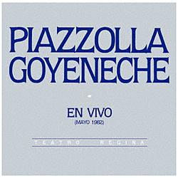 アストル・ピアソラ/ ピアソラ=ゴシェネチェ・ライヴ 1982