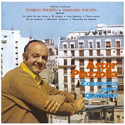 アストル・ピアソラ五重奏団/ 五重奏のためのコンチェルト