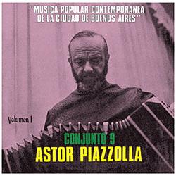 アストル・ピアソラとコンフント9/ ブエノスアイレス市の現代ポピュラー音楽1