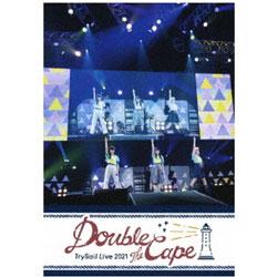 """【特典対象】 【店頭併売品】 TrySail/ TrySail Live 2021 """"Double the Cape"""" 通常盤 ◆ソフマップ・アニメガ特典「TrySailオリジナルブロマイド」"""