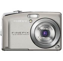 〔中古〕 FinePix F50fd (1200万画素/3倍ズーム/シルバー)