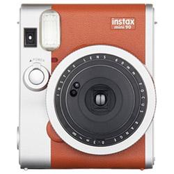 インスタントカメラ instax mini 90 『チェキ』 ネオクラシック ブラウン