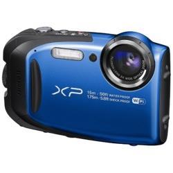 コンパクトデジタルカメラ FinePix(ファインピクス) XP80(ブルー)    [防水+防塵+耐衝撃]