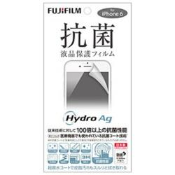 iPhone 6用 Hydro Ag 抗菌液晶保護フィルム HYDROAG PKG IP 6