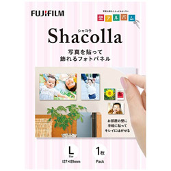 シャコラ(shacolla) 壁タイプ 1枚パック Lサイズ