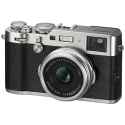 X100F コンパクトデジタルカメラ Xシリーズ シルバー