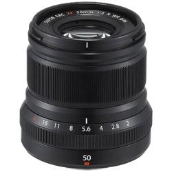 カメラレンズ XF50mmF2 R WR【FUJIFILM Xマウント】(ブラック)