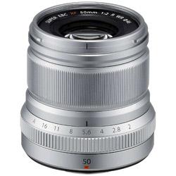 カメラレンズ XF50mmF2 R WR【FUJIFILM Xマウント】(シルバー)