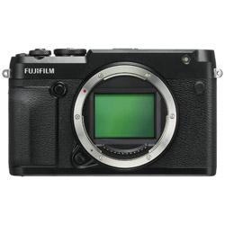 GFX 50R ミラーレス中判デジタルカメラ  ブラック [ボディ単体]