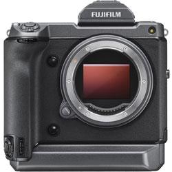 GFX100 ミラーレス中判デジタルカメラ  ブラック [ボディ単体]