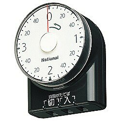 タイマー (コンセント直結式・3時間形) WH3201BP
