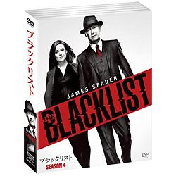 ソフトシェル ブラックリスト シーズン4 BOX DVD
