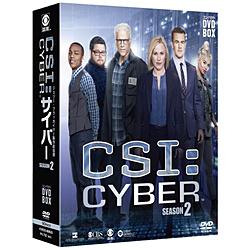 CSI:サイバー2 コンパクト DVD-BOX DVD